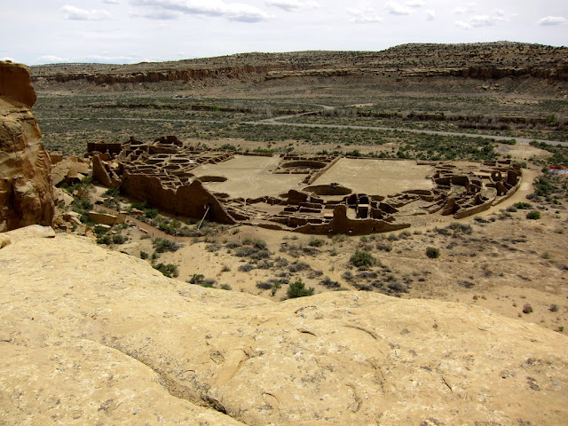 Pueblo Bonito Overlook