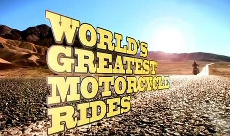 Najwspanialsze trasy motocyklowe na �wiecie - Rosja / The World's Greatest Motorcycle Rides - Russia (2012) PL.DVBRip.XviD / Lektor PL