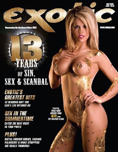 Nuts Magazine Sexy Girls - 30 December 2011
