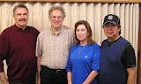 April 5: Peter Pivko, Stan Weiss, Sharon Frankel, Jack Eng