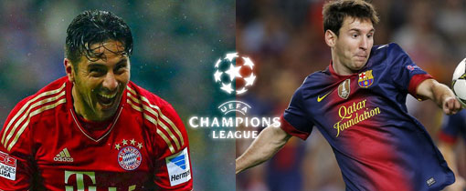 Bayern Munich vs. Barcelona en Vivo - Champions League