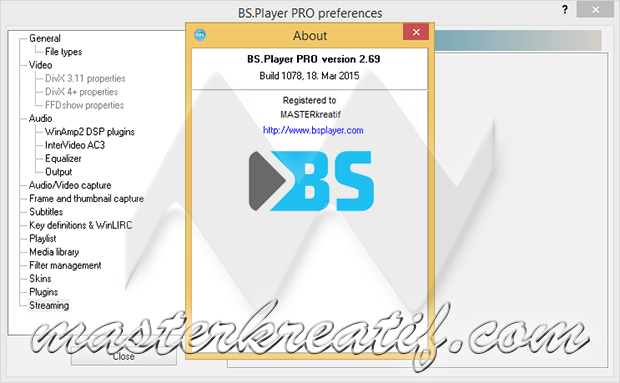 BS.Player Pro 2.69