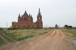 Napuštena crkva