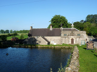 The Pond at Tissington.