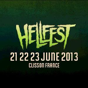 Hellfest 2013 @ Clisson 21,22 & 23/06/2013