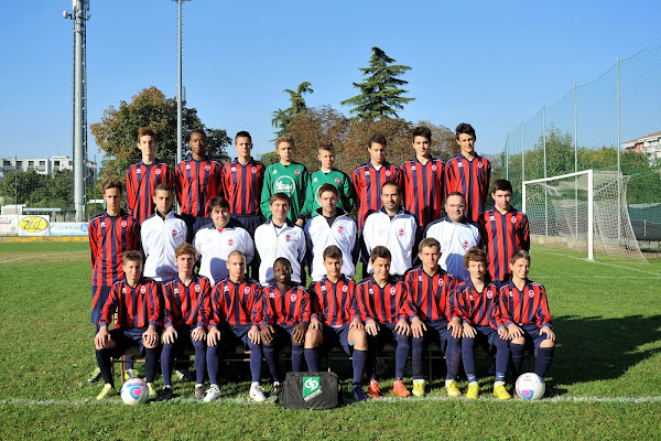 Giovanissimi Elite, 3-0 alla Sambo, secondi in classifica a pari merito