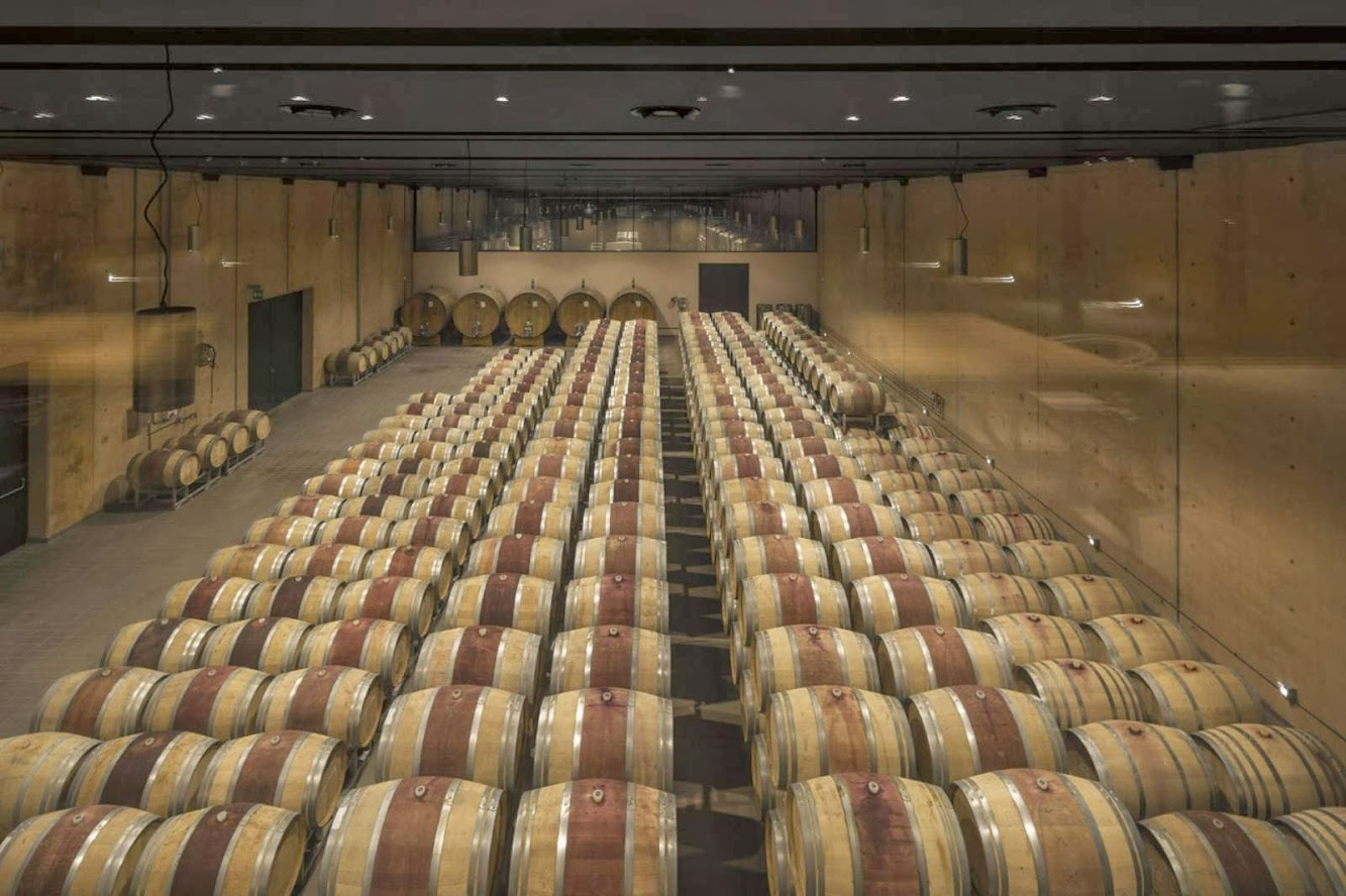 Bulgari Winery by Alvisi Kirimoto Partners