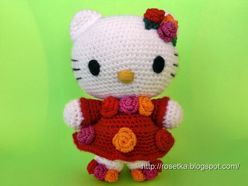 вот такая Hello Kitty