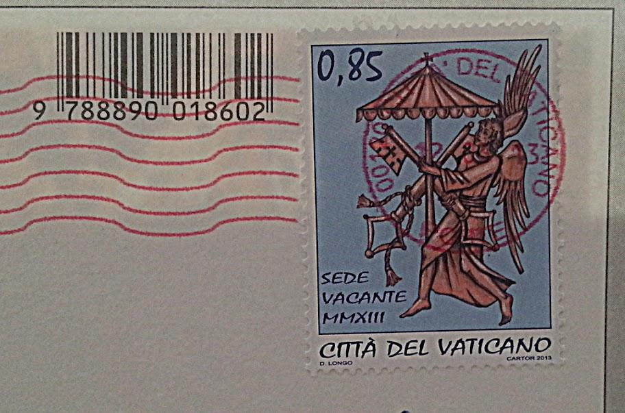 Сколько идет открытка из ватикана в россию 99