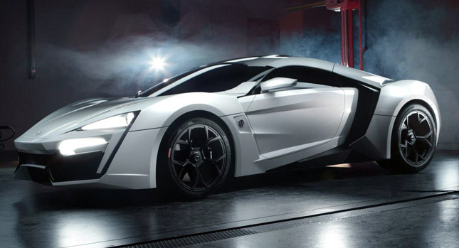 Lykan Car Price >> Lykan Hypersport Is The Arab World S First Supercar Costs 3 4