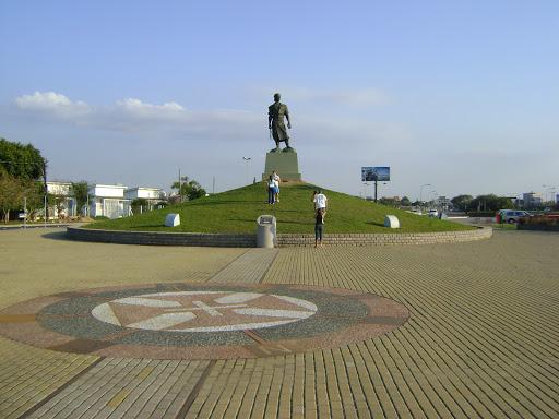 Monumento ao Laçador, São João, Porto Alegre - RS, 90200-310, Brasil, Atração_Turística, estado Rio Grande do Sul