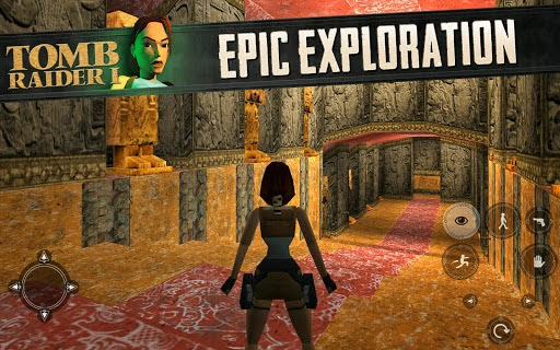 Tomb Raider I APK + DATA