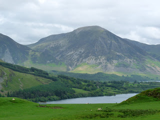 Grasmoor and Loweswater