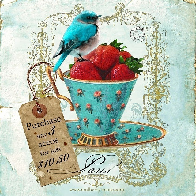 Картинки для декупажа с фруктами