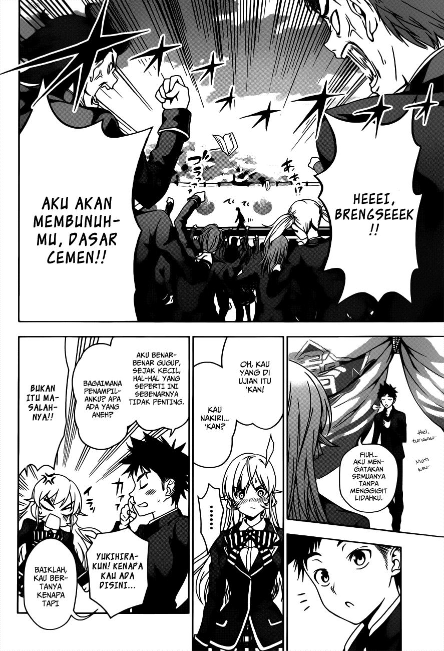 Shokugeki no Souma Chapter 4-11