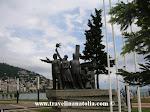 Ordu ili, şehir merkezinde Atatürk antı (Ordu city center, Atatürk monument)