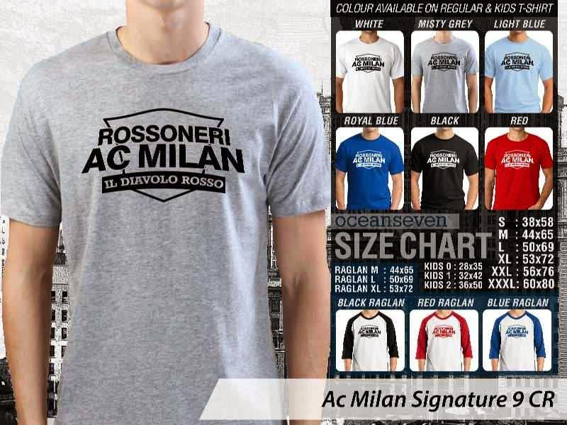 KAOS AC Milan 26 Lega Calcio distro ocean seven