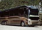 ساخت لوکسترین اتوبوس جهان برای پادشاه عربستان + عکس