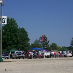 The Toby Keith tailgate party starts early in the day