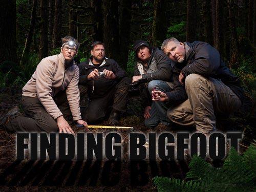 Na tropie Wielkiej Stopy / Finding Bigfoot (2011) PL.TVRip.XviD / Lektor PL