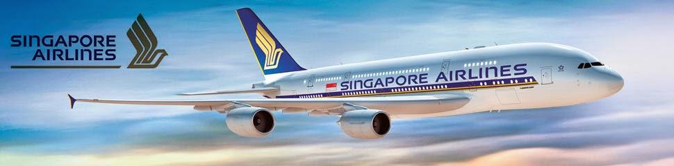 新加坡航空香港來回新加坡$900,連稅HK$1,622,中秋國慶都有平飛!
