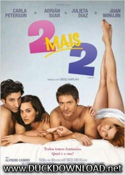 Baixar Filme 2 Mais 2 DVD-R