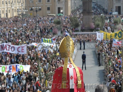Basilica di San Pietro, Vaticano, Пасха, Страстная неделя, Semana santa, pascua, Gandia, España, Испания, Чистый четверг, крестный ход, CostablancaVIP