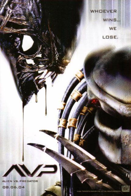 Alien vs Predator (2004) UNRATED Hindi Dubbed BRRip Full