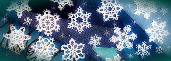 Как сделать хоровод снежинок