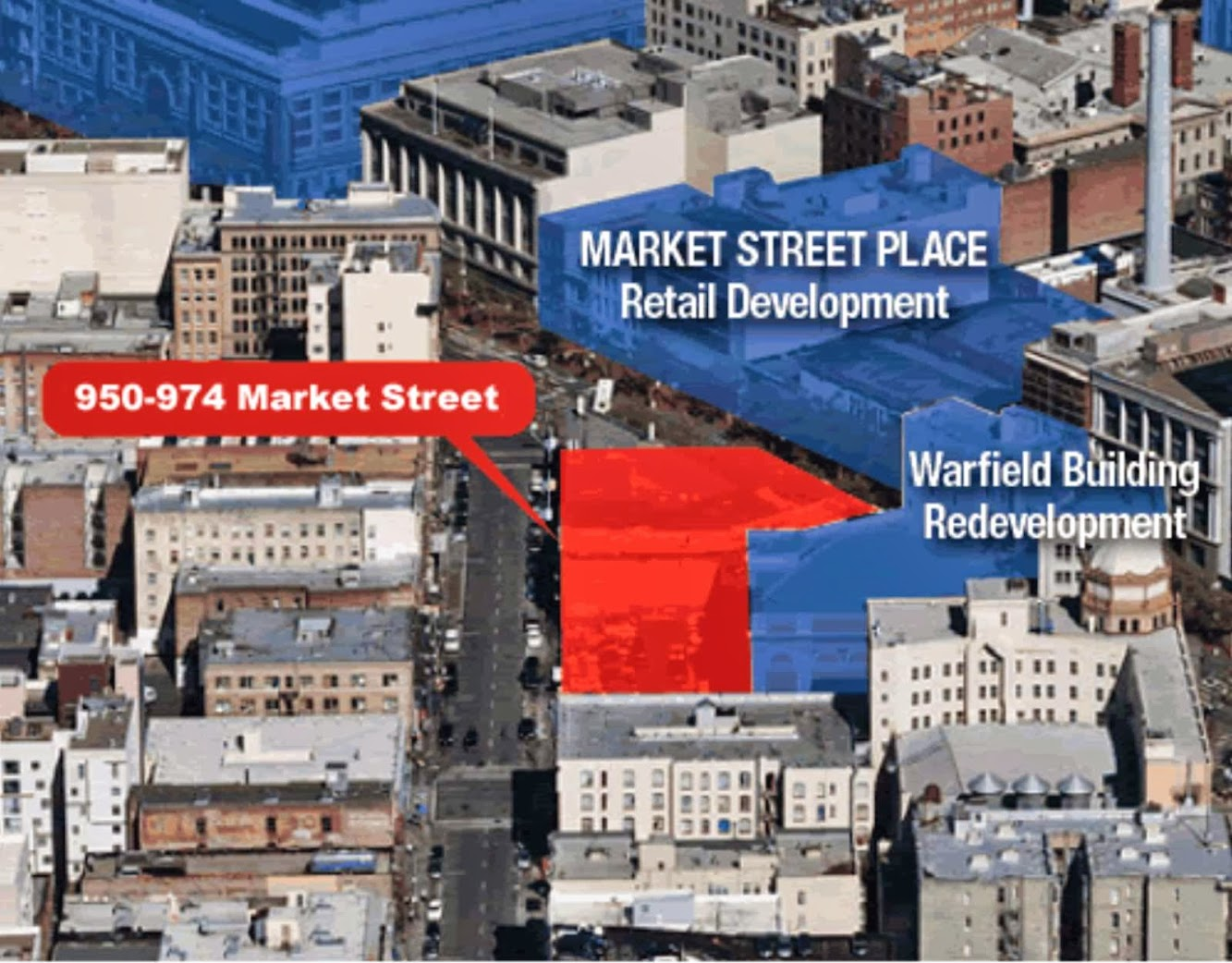 Big selected to design Mid Market complex