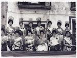 Fiestas patronales de san Juan. Años 50. (Biblioteca Municipal de Catral).