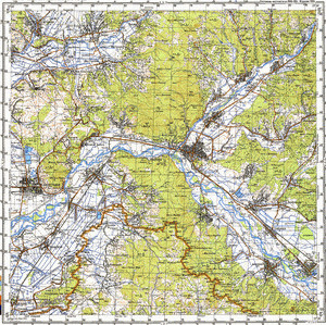 Map 100k--m34-143--(1990)