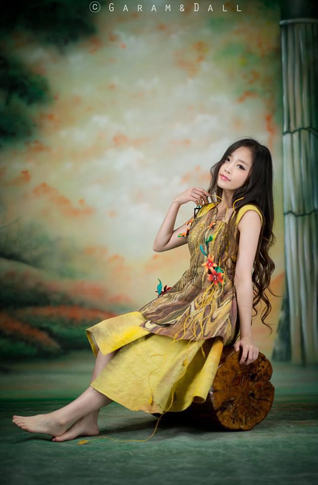 Ngắm vẻ đẹp ngây thơ và dễ thương của Tomia - Ảnh 3