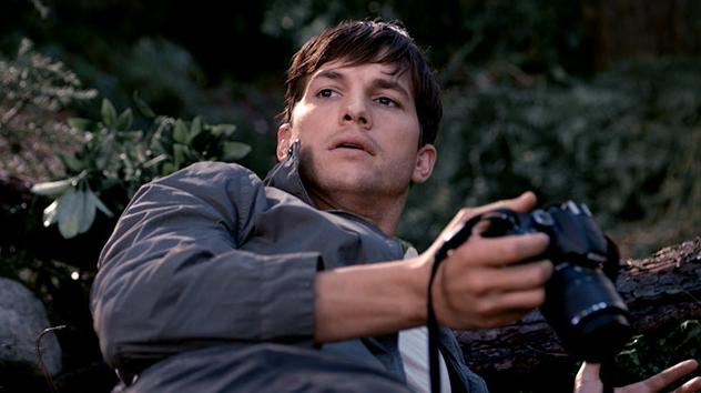 Ashton Kutcher and His 12 Million Twitter Followers Wake Up A Forest for Nikon D3200 Ad