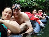 Cave Tubin in Belize