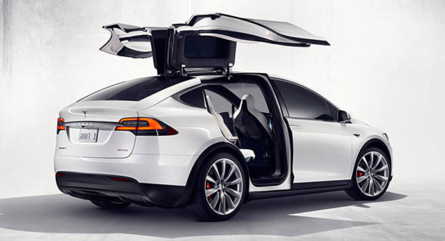 2017 Tesla Model X Release Date Price Car Review Spec