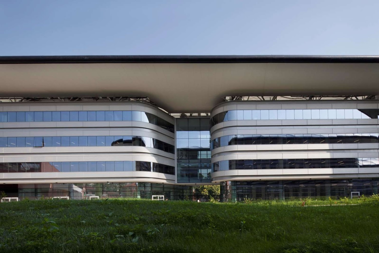 Campus Luigi Einaudi by Foster Partners