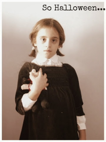 Wednesday Adams Costume. Disfraz Miércoles Adams