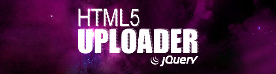 HTML5 Uploader