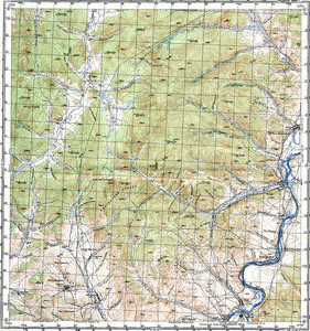 Map 100k--m50-024--(1980)