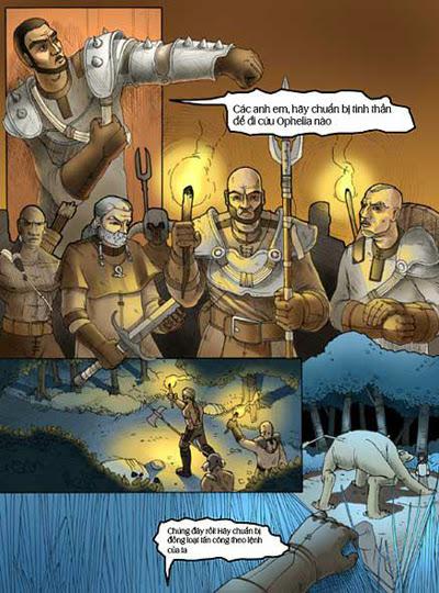 Truyện tranh HON: Quá khứ của Ophelia (tập 1) - Ảnh 5