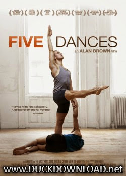 Download Five Dances DVDRip Legendado