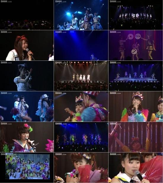"""(LIVE)(公演) NMB48 チームN """"ここにだって天使はいる"""" 山内つばさ 卒業公演 150115 & 150126"""
