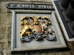 Cool coat of arms in Salisbury