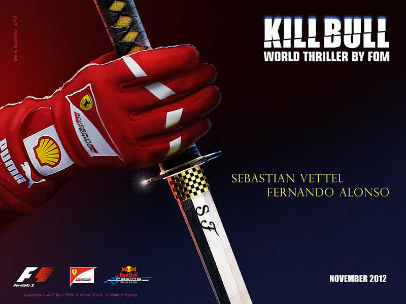 Kill Bull World Thriller by FOM via Elena Kurilenko