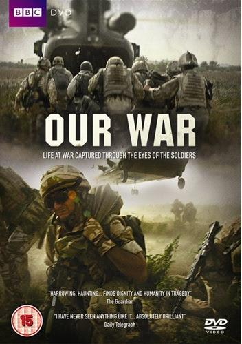 Nasza wojna Afganistan / Our War 10 Years in Afghanistan (2011)  PL.TVRip.XviD / Lektor PL