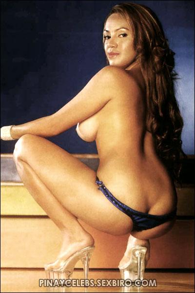 from Zaire ethel booba posing naked
