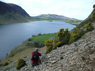 Getting down to it all - Getting the perfect shot of Crummock Water