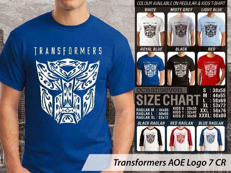 KAOS film Movie Transformers AOE Logo 7 Transformers Age of Extinction distro ocean seven