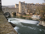 Picture of the River Avon from Bath